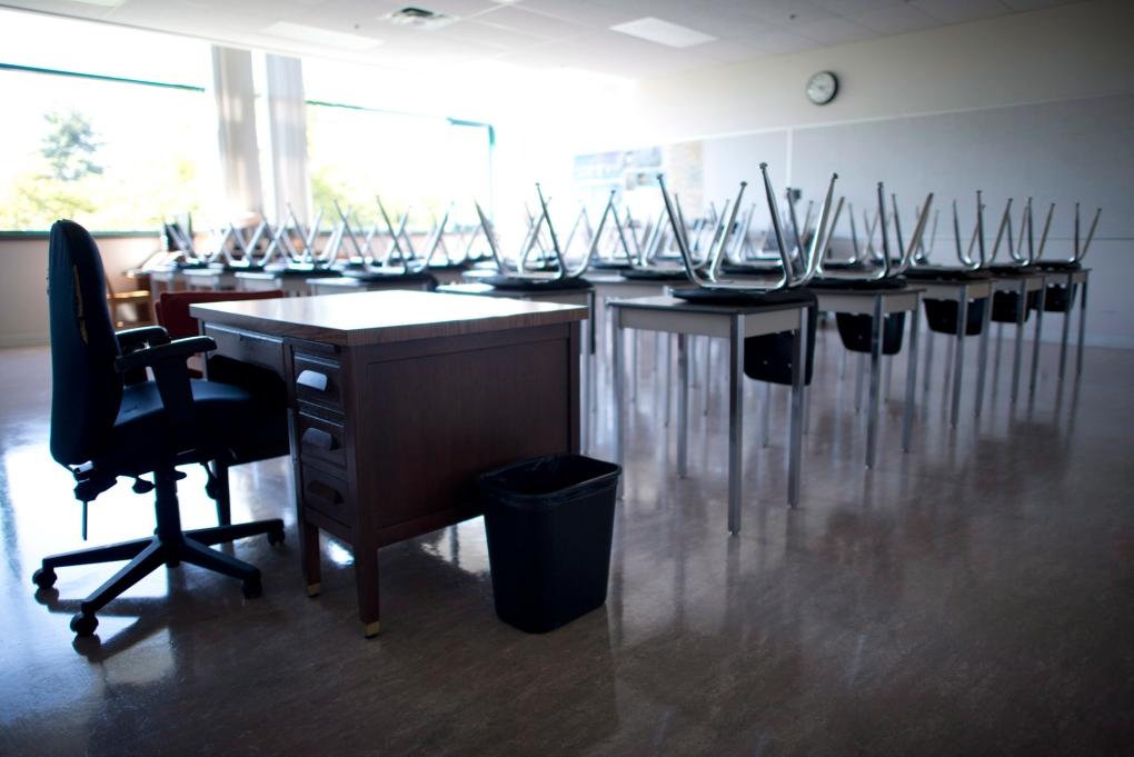 Teachers' strike in British Columbia