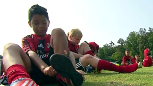 Canada AM: Encouraging kids to play sports