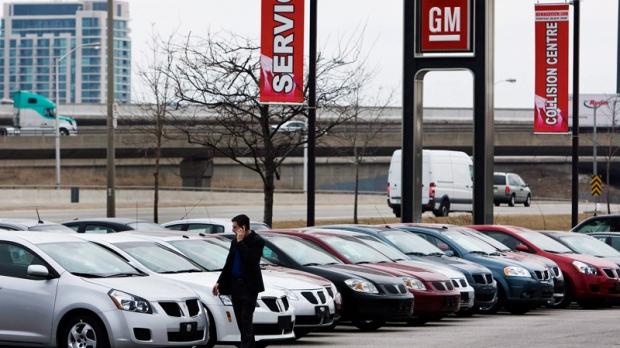 Gm Canada Denies Using Pressure Tactics On Dealers Ctv