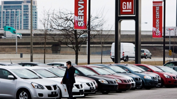 Gm Canada Denies Using Pressure Tactics On Dealers Ctv