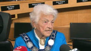 McCallion says she'll miss being Mississauga mayor