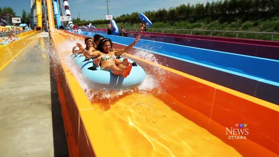 Calypso waterpark