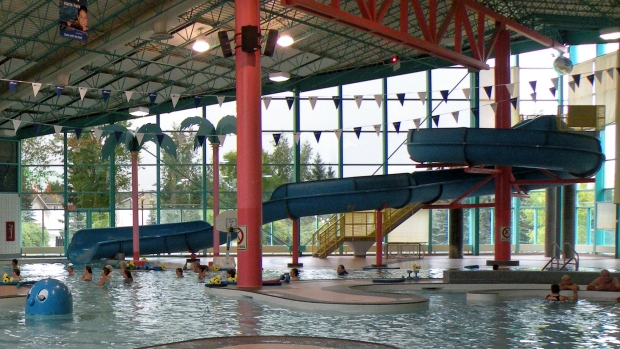 Lakewood water slide closed for several weeks ctv saskatoon news for Citywide aquatics division swimming pool slide