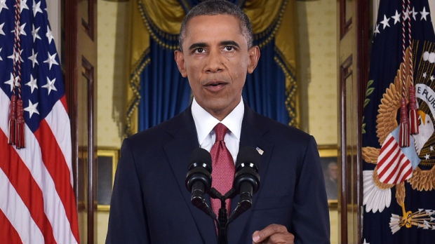 U.S. President Barack Obama in the White House