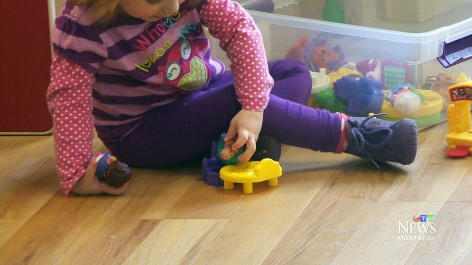 CTV Montreal: Could $7/day daycares switch to a sl