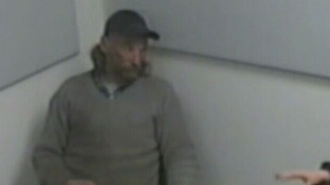 Robert Pickton is interviewed by police in January 2000 in a video released to the media on Feb. 8, 2012.