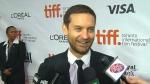 CTV Toronto: Tobey Maguire at TIFF