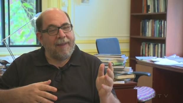 Daniel Weinstock, political analyst, McGill prof