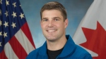 Jeremy R. Hansen is seen here in his Canadian Space Agency profile picture.