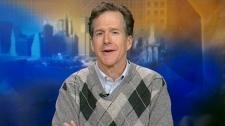 Author William J.Broad speaks to Canada AM, Friday, Feb. 10, 2012.