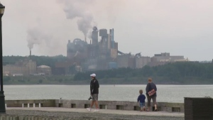 Northern Pulp says it plans on installing scrubbers by the spring to pare down its particulate levels that sit 80 per cent above acceptable limits.