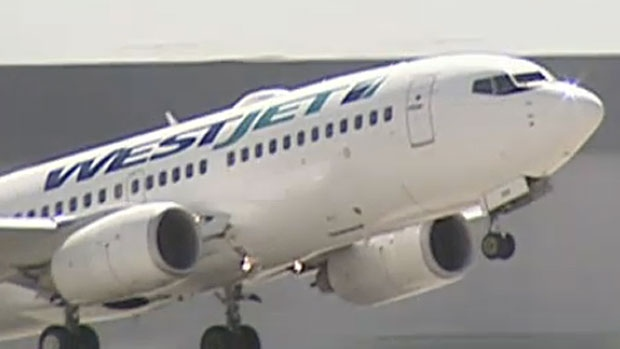 Westjet travel fee