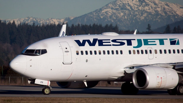 WestJet posts 45% fall in Q1 profit