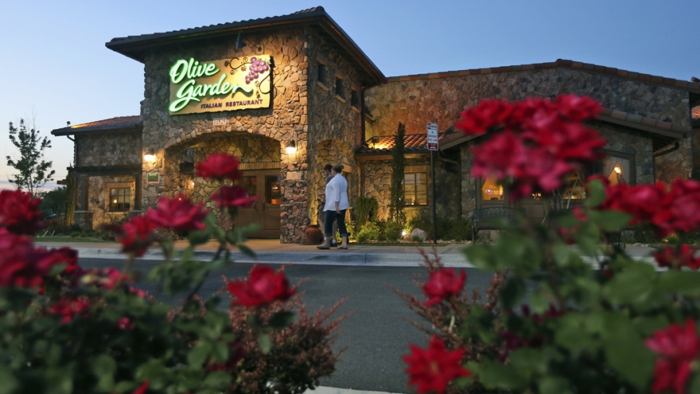 'Olive the carbs': Olive Garden to open in Regina in November