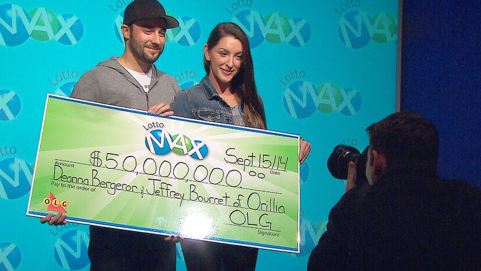 Ontario Woman S Ice Cream Craving Pays Off With 50m Lotto