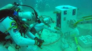 Astronaut Jeremy Hansen back from NASA underwater