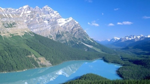 Peyto Lake and Bow Summit are closing in mid-August for the rest of the season so upgrades can be done.