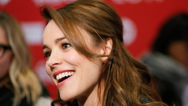 Rachel McAdams at the 2014 Sundance Film Festival