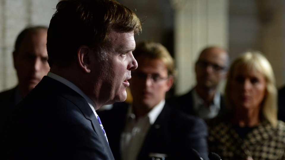 Baird discusses expansion of sanctions on Russia