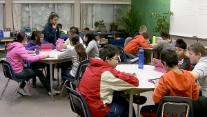 B.C. Classroom