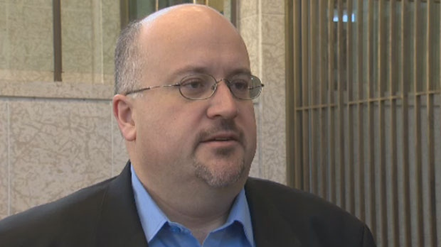 Winnipeg city councillor Russ Wyatt has been charged with a serious sexual assault.