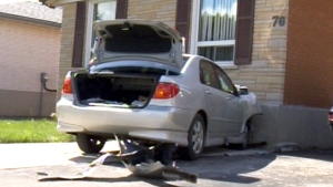 CTV Kitchener: Girl hit and dragged