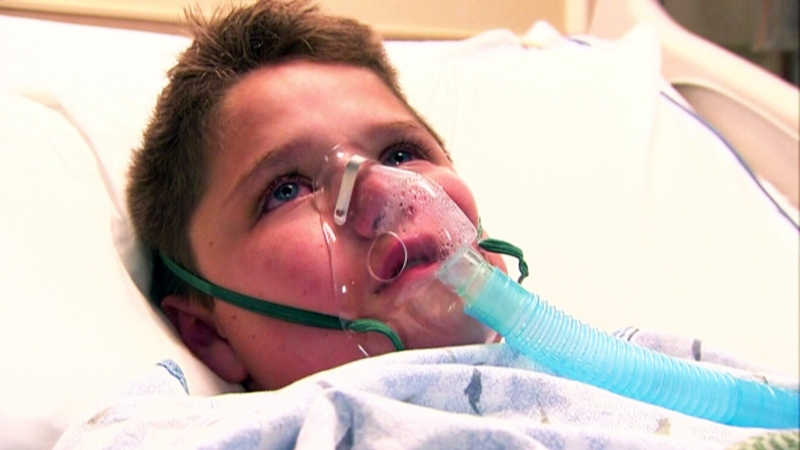 Nearly 100 children in Hamilton have fallen ill with the enterovirus D68 since Aug. 28.