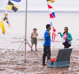 Canada AM: Spunky siblings cut from the race