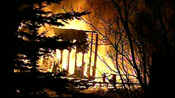 Hell's Angels clubhouse burns down   CTV News