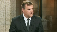 Foreign Affairs Minister John Baird appears on CTV's Power Play on Monday, Feb. 13, 2012.