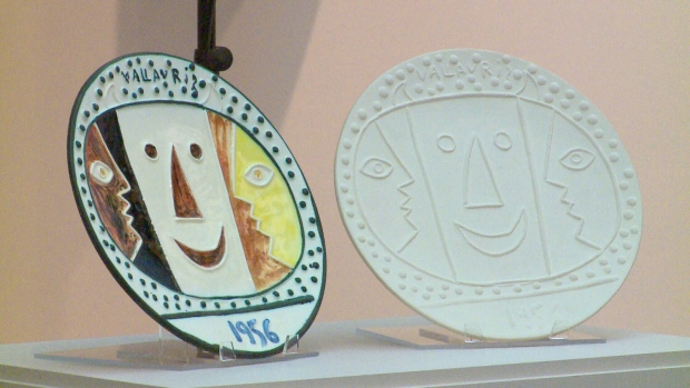 Remai Art Gallery Receives 23 Picasso Works Ctv News