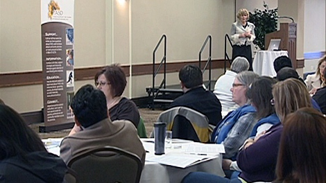 Conventions like the one held in Saskatoon this week gather people who live with and work with FASD to share knowledge and support.