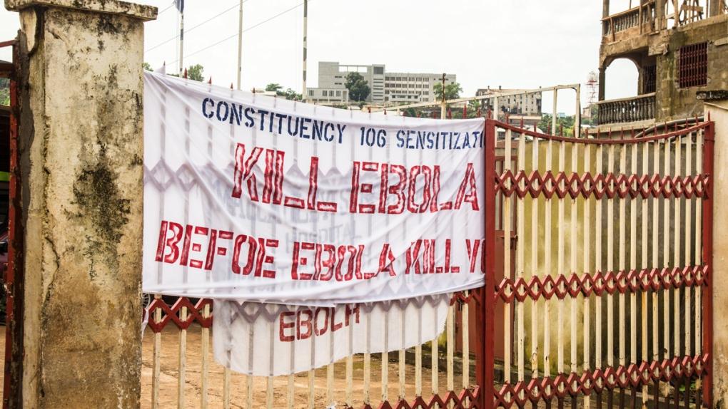 Sierra Leone shuts down to fight Ebola crisis