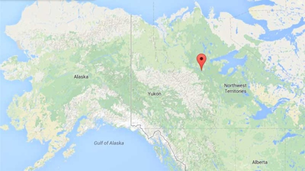 Bear attack in NWT near Norman Wells