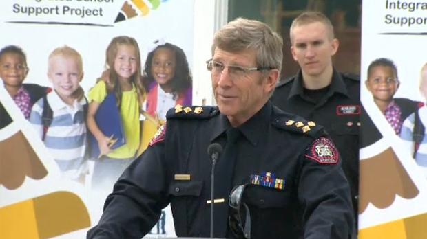 CPS Chief Rick Hanson - ISSP