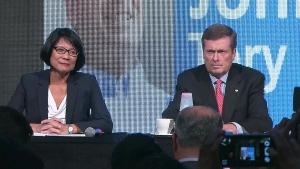 LIVE3: Toronto mayoral debate