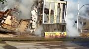 CTV Winnipeg: Cat escapes hotel collapse