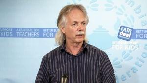 CTV News Channel: Teachers' ratify deal