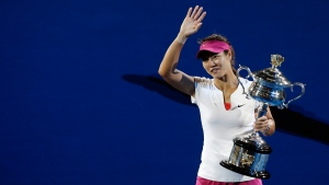 Chinese tennis star Li Na retires due to injuries