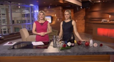 Mixologist Charlotte Voisey shows how to impress your significant other with a homemade cocktail. Feb. 14, 2012. (CTV)