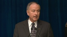 Justice Minister Rob Nicholson addresses the media in Ottawa, Tuesday, Feb. 14, 2012.