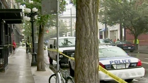CTV Vancouver: Man found dead in downtown hotel