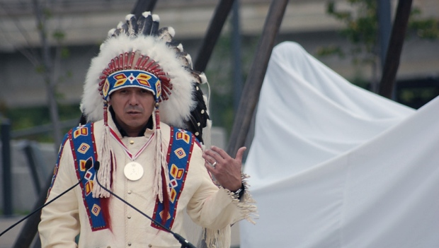 Chief Darcy Bear appointed to Order of Canada