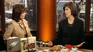 Mutsumi Takahashi sits down with The Gazette's Susan Semenak