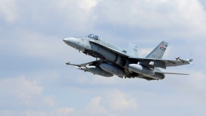 CTV News Channel: Russian planes approach Canada