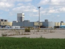 The former Ford plant in St. Thomas, Ont., can be seen on Friday, Sept. 19, 2014. (Sean Irvine/ CTV London)