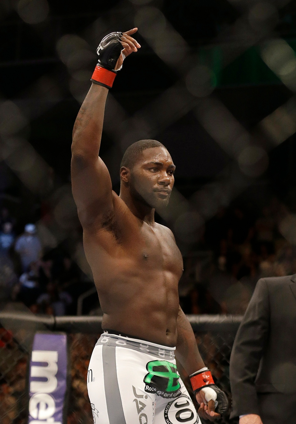 Ufc Suspends Anthony Johnson Cuts Thiago Silva After