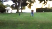 Caught on cam: White House fence jumper