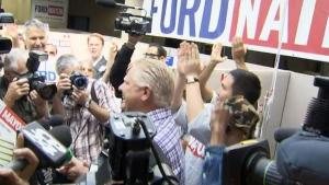 Doug Ford kicks off mayoral campaign