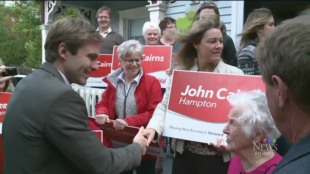 CTV Atlantic: New Brunswick election